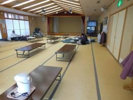 大広間いこい室